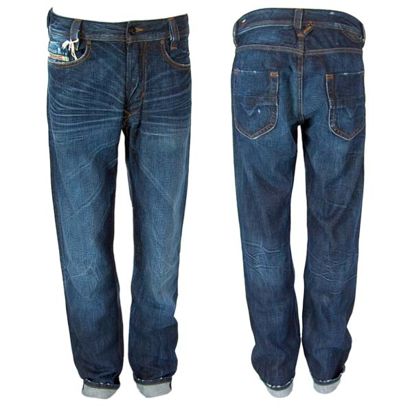 herren diesel jeans heeven dark wash 8ss 008ss regular ebay. Black Bedroom Furniture Sets. Home Design Ideas
