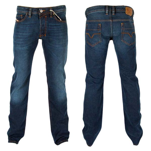 herren diesel jeans safado wash 0rki8 ki8 dunkelblau ebay. Black Bedroom Furniture Sets. Home Design Ideas