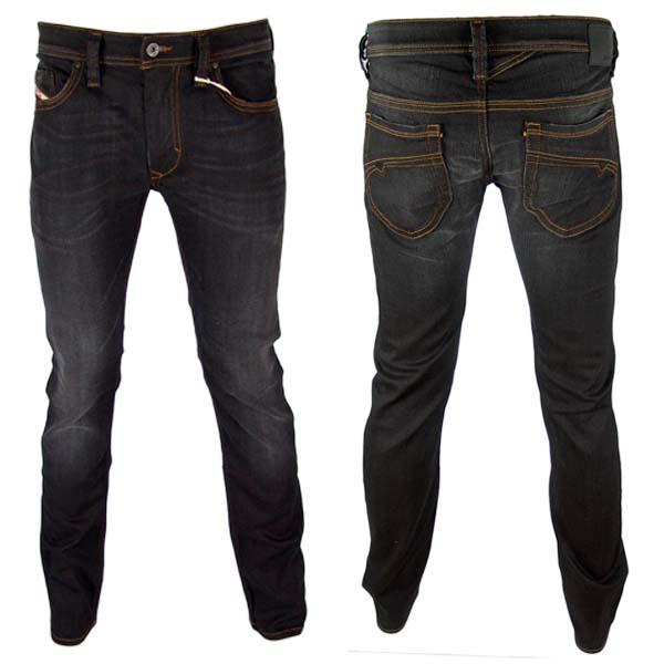 Herren-Diesel-Jeans-Thanaz-CY8-0RCY8-schwarz