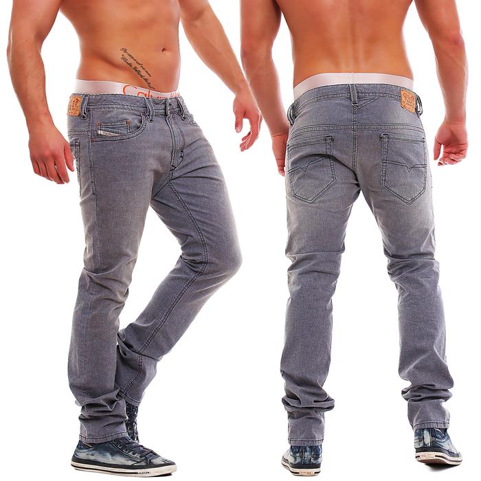 herren hose diesel jeans thavar stonewash used look. Black Bedroom Furniture Sets. Home Design Ideas
