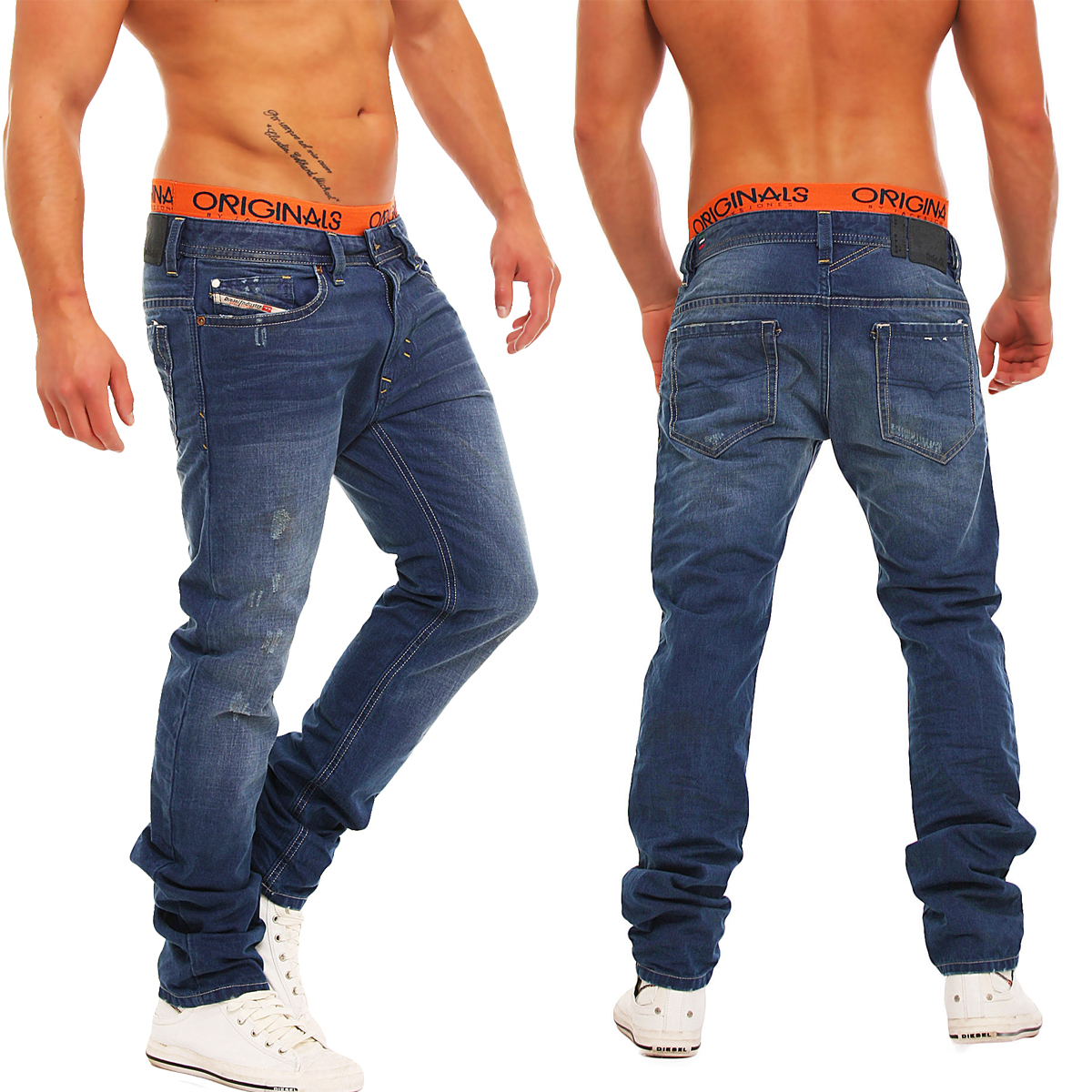 diesel thavar 0801c 801c herren jeans hose slim skinny dna kollektion neu ebay. Black Bedroom Furniture Sets. Home Design Ideas