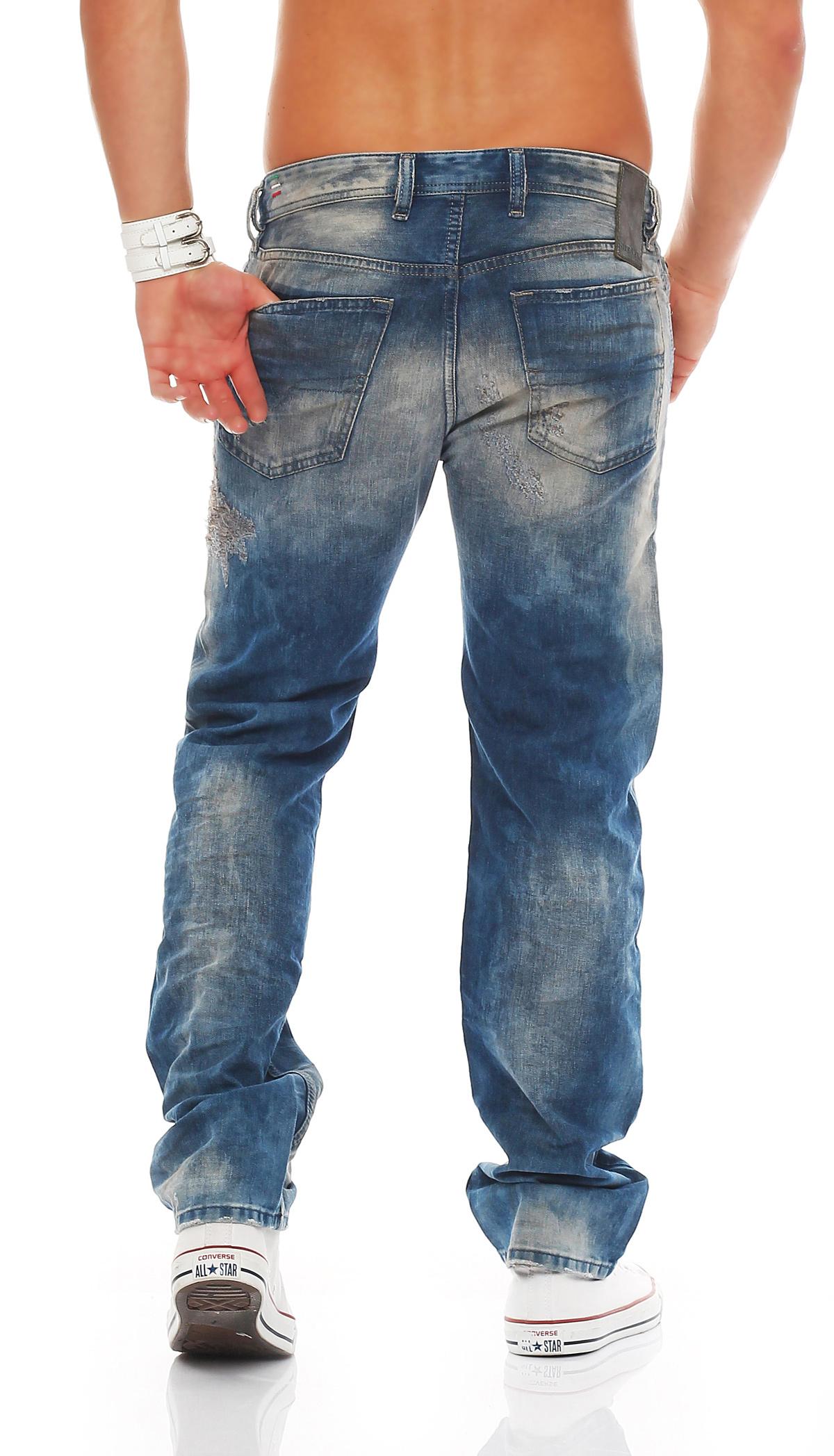 diesel jeans waykee 0603z herren hose blue eyecons edition. Black Bedroom Furniture Sets. Home Design Ideas