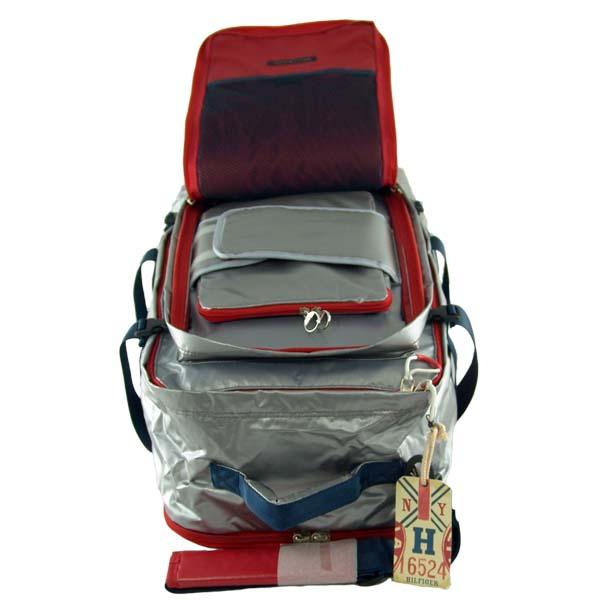 tommy hilfiger tasche reisetasche sporttasche fitness rucksack ebay. Black Bedroom Furniture Sets. Home Design Ideas