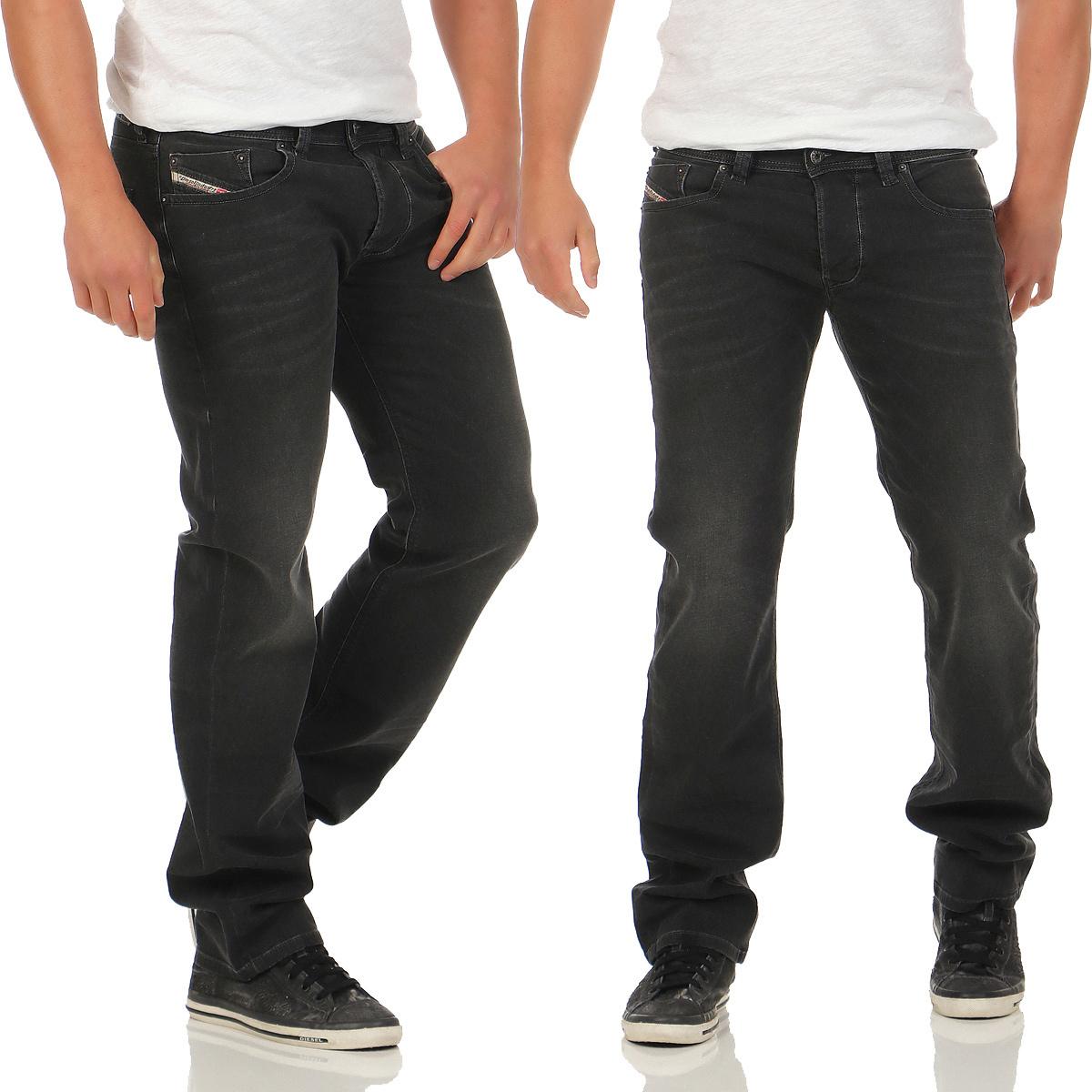 diesel herren jeans larkee r9f66 stretch hose regular. Black Bedroom Furniture Sets. Home Design Ideas