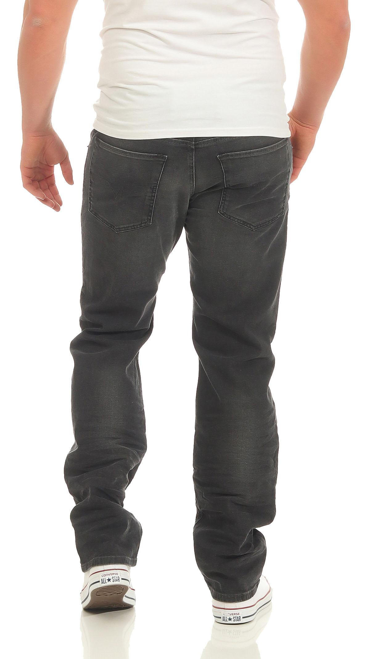 diesel herren jeans waykee r9f66 stretch hose regular. Black Bedroom Furniture Sets. Home Design Ideas