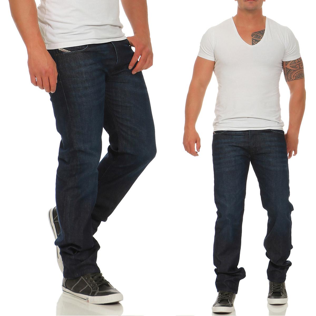 diesel herren jeans larkee relaxed stretch hose regular. Black Bedroom Furniture Sets. Home Design Ideas