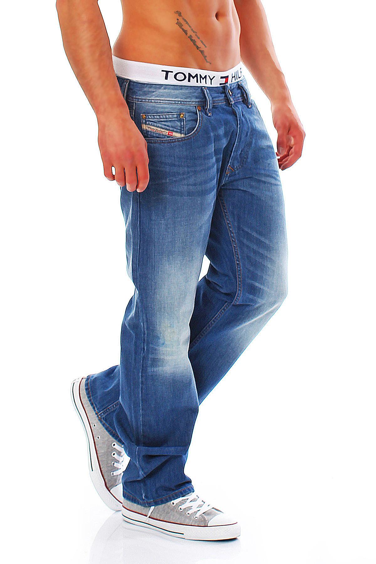 diesel jeans larkee herren hose regular straight neu l1 ebay. Black Bedroom Furniture Sets. Home Design Ideas