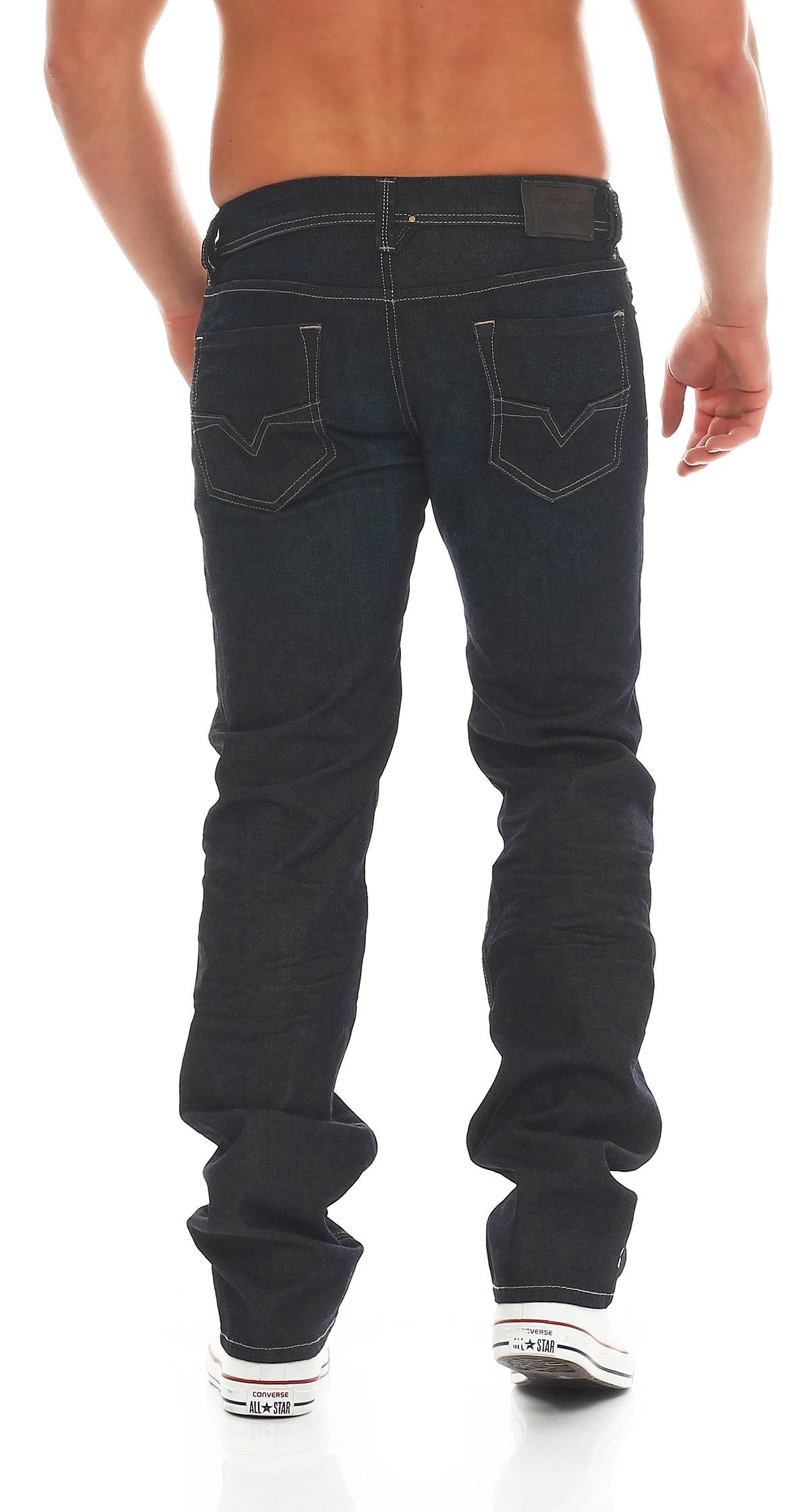 diesel jeans larkee 0845g 845g herren hose regular. Black Bedroom Furniture Sets. Home Design Ideas