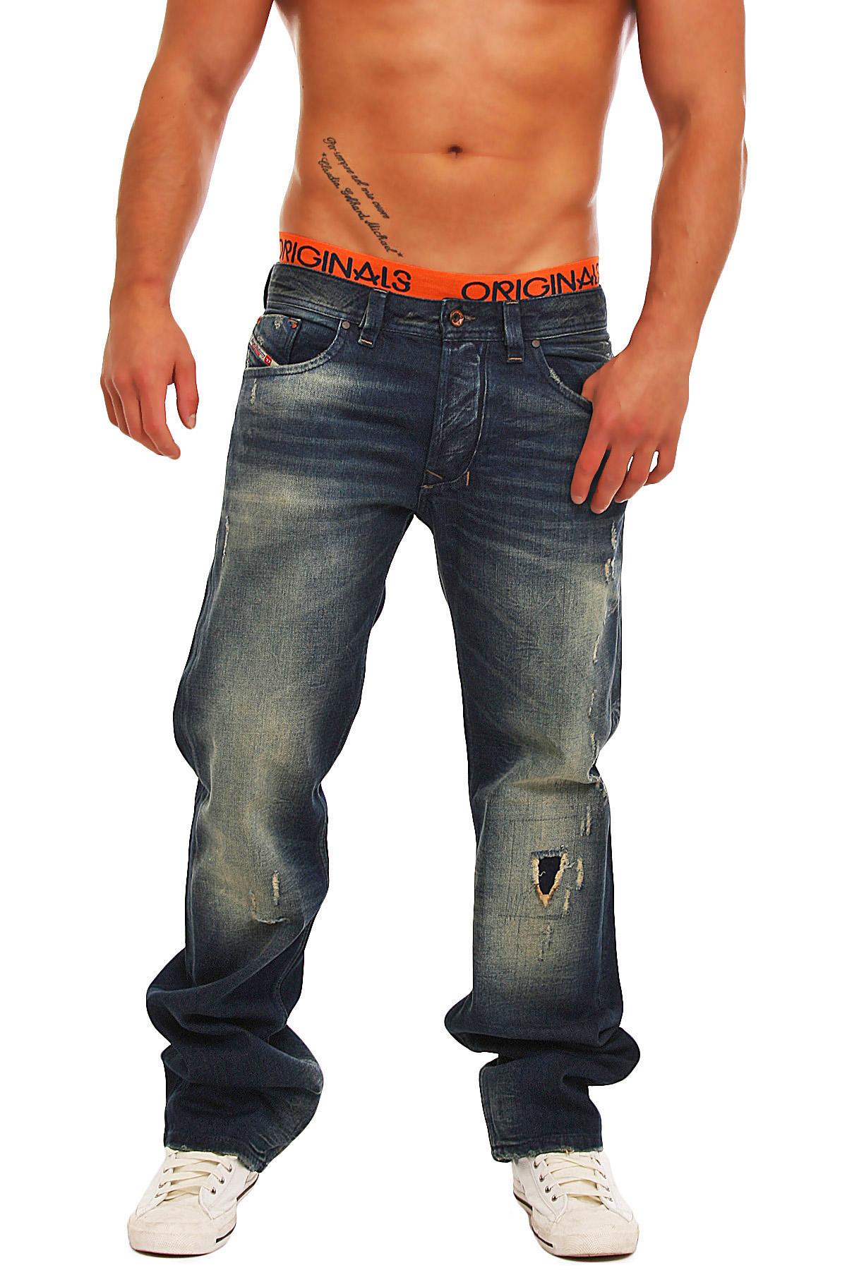 diesel jeans larkee herren hose regular straight d n a. Black Bedroom Furniture Sets. Home Design Ideas