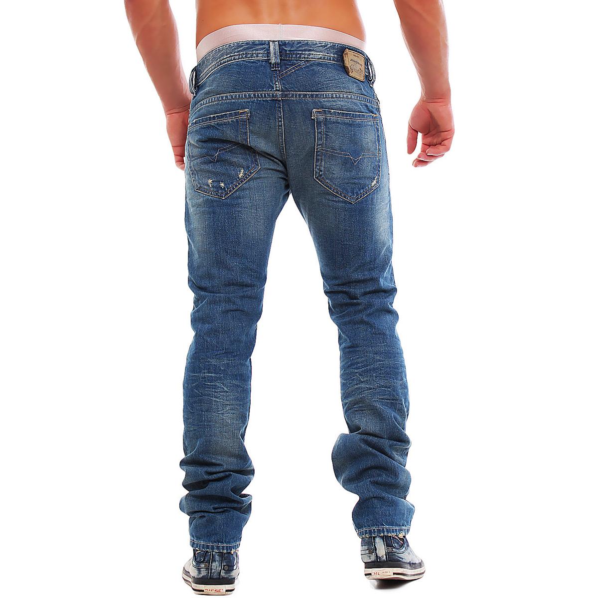 Diesel Jeans Thavar 0806P Slim Skinny 3D Evolution Technology   eBay 91382b0e91