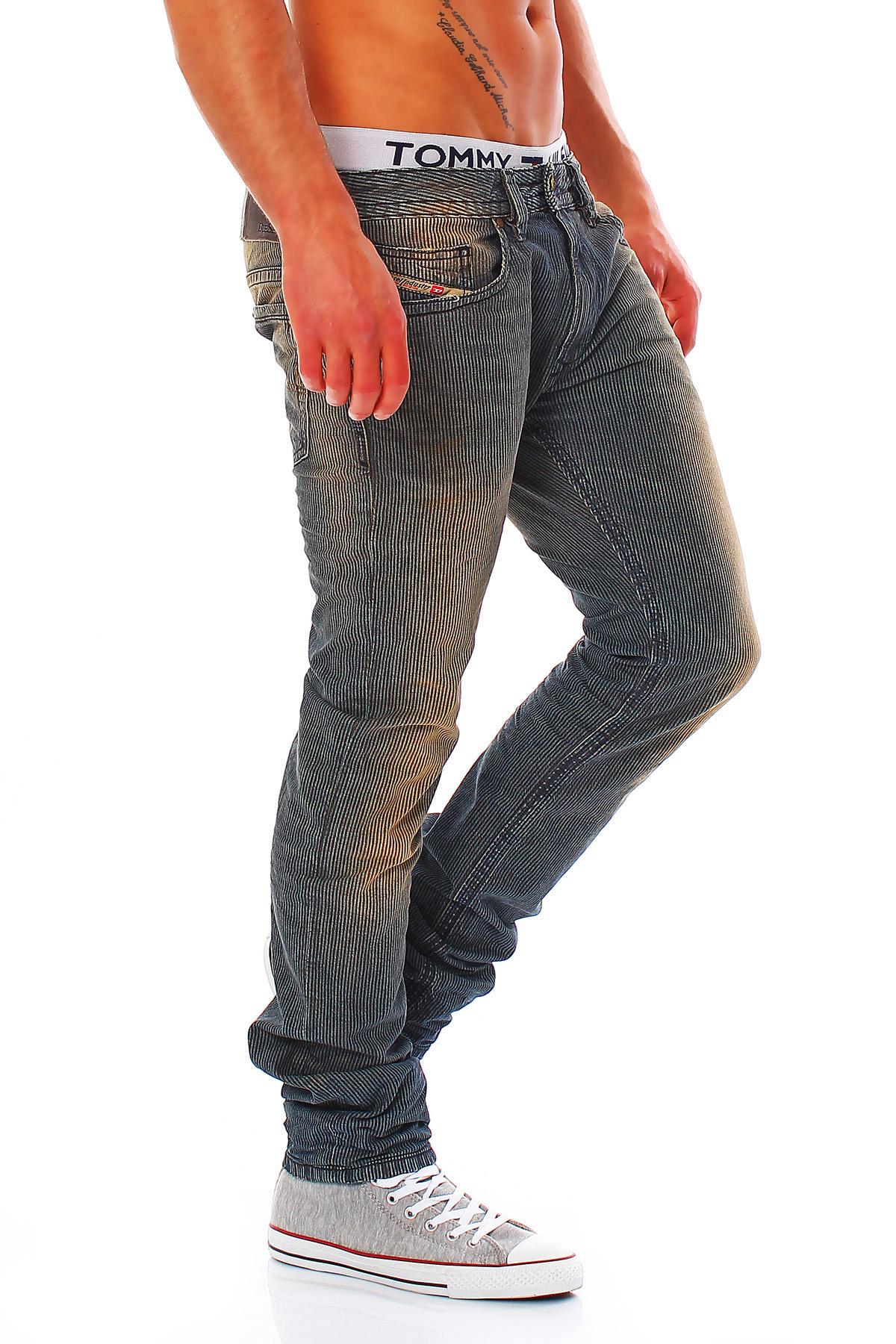 diesel jeans thavar 0810x 810x herren hose r hrenjeans neu. Black Bedroom Furniture Sets. Home Design Ideas