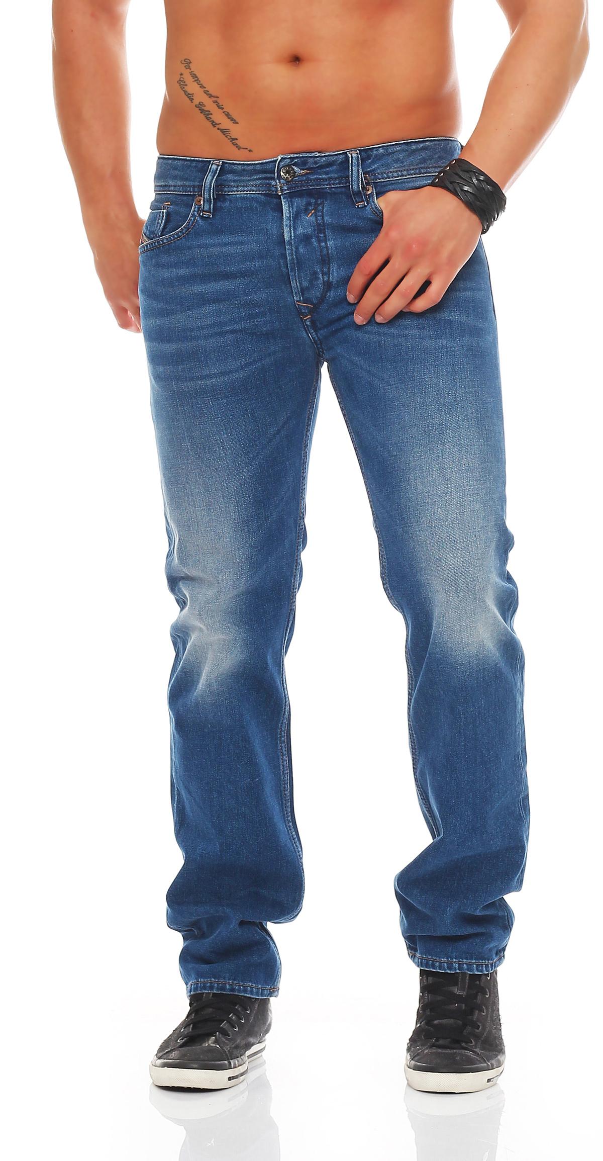 diesel jeans waykee 0823c 823c homme coupe droite regular. Black Bedroom Furniture Sets. Home Design Ideas