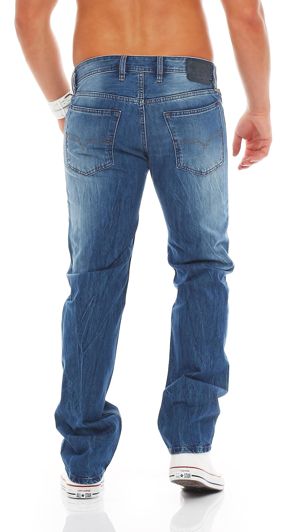 diesel jeans waykee 0rbrt brt homme coupe droite regular. Black Bedroom Furniture Sets. Home Design Ideas